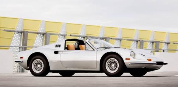 1974 Ferrari Dino 246 GTS (photo: Brian Henniker)