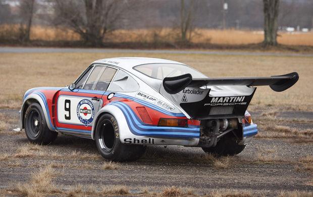 1974 Porsche RSR Turbo Carrera
