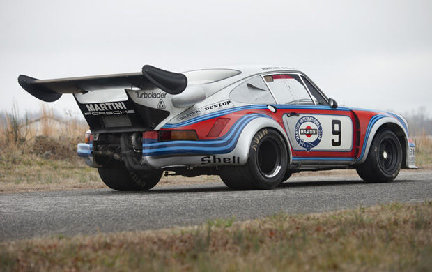 1974 Porsche RSR Turbo Carrera