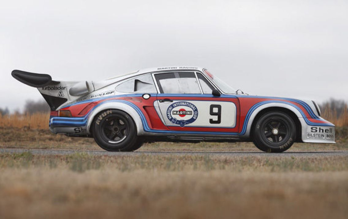 1974 Porsche RSR Turbo Carrera 2.14