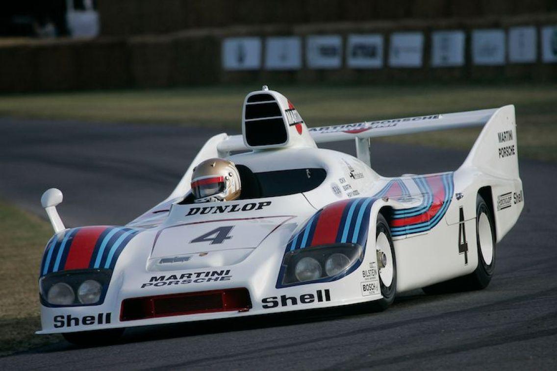 1977 MARTINI Racing Porsche 936/77