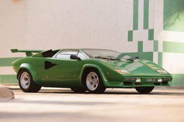 1981 Lamborghini Countach LP400 S (photo: Juan Fernando Martinez Silva)