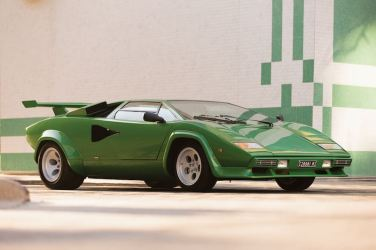 1981 Lamborghini Countach LP400 S (photo: Juan Fernando Martinez Silva)