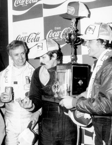 Winners of the 1983 Sebring 12 Hours