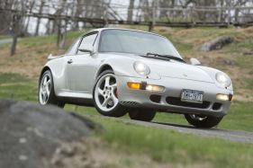 1997 Porsche 911 Turbo (photo: Pawel Litwinski)