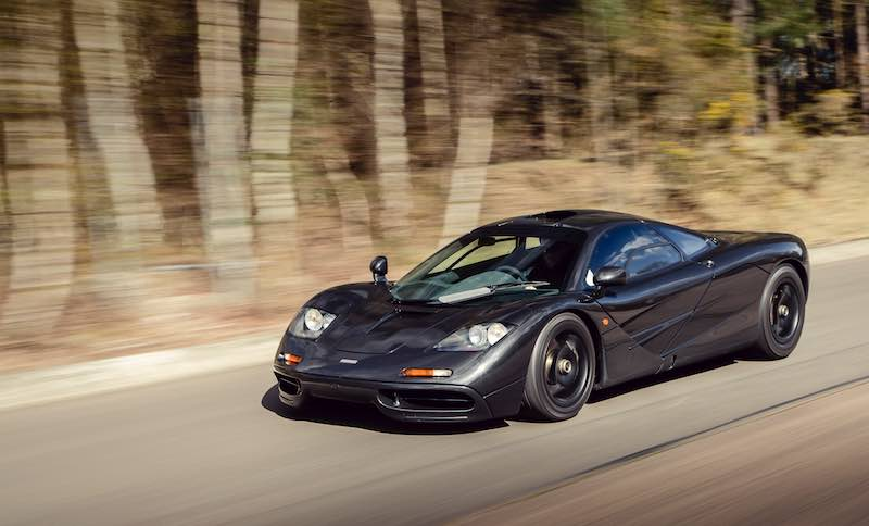 Mighty McLaren F1 Road Car (chassis 069) Offered For Sale
