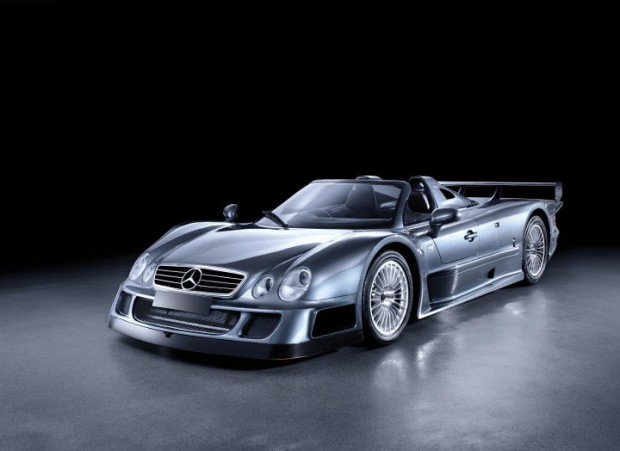 Lot 242 - 2006 Mercedes-Benz CLK GTR Roadster - Sold for $1,019,480 versus pre-sale estimate of $700,000-$815,000.</strong> Only two right-hand drive CLK GTRs ever built, never road registered and with delivery mileage only.
