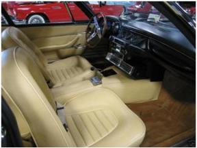 Monteverdi 375S For Sale - Interior