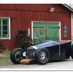 Volvo Hot Rod – Car Profile