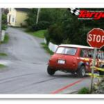 Targa Newfoundland Rally on TV