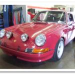Porsche 911S – Car Profile