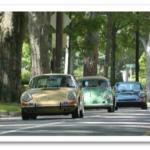 Porsche Parade – Concours Restoration Group Tour