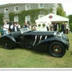Trossi Mercedes-Benz Shines at Goodwood