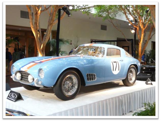 1956 Ferrari 250 GT Tour de France Berlinetta