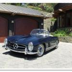Mercedes-Benz 300SL Roadster – Car Profile