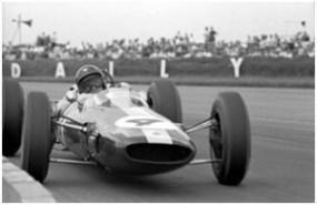 1962 Lotus 25 Formula 1 Race Car
