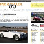 Website Review – Bring a Trailer