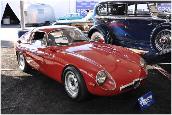 1965 Alfa Romeo Guilia TZ1