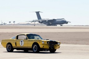 Terlingua Mustang at Coronado Speed Festival 2010