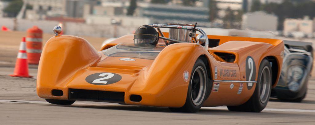 Robert Ryan's 1968 McLaren M6B.