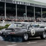 On-Track Picture Gallery at 2013 Goodwood Revival