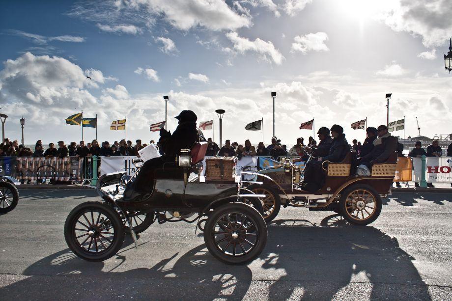 2013 London to Brighton Veteran Car Run