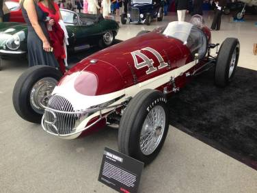 1946 Kurtis Ross Page Special Indy Roadster