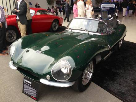 1956 Jaguar XKSS, ex-Steve McQueen