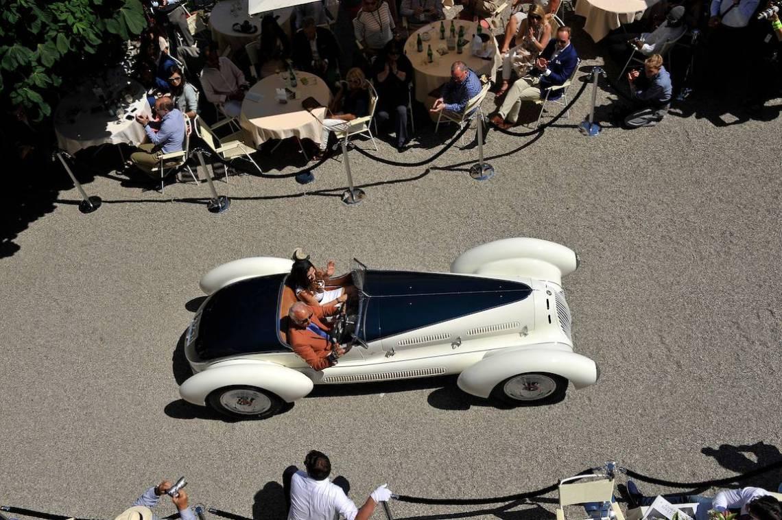 1931 Alfa Romeo 6C 1750 GS Zagato Aprile Spider