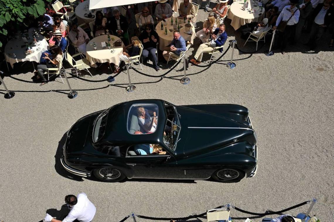 1949 Alfa Romeo 6C 2500 SS Berlinetta Aerlux by Touring