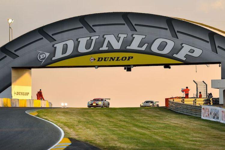 Aston Martin Vantage V8 at 24 Hours of Le Mans 2014