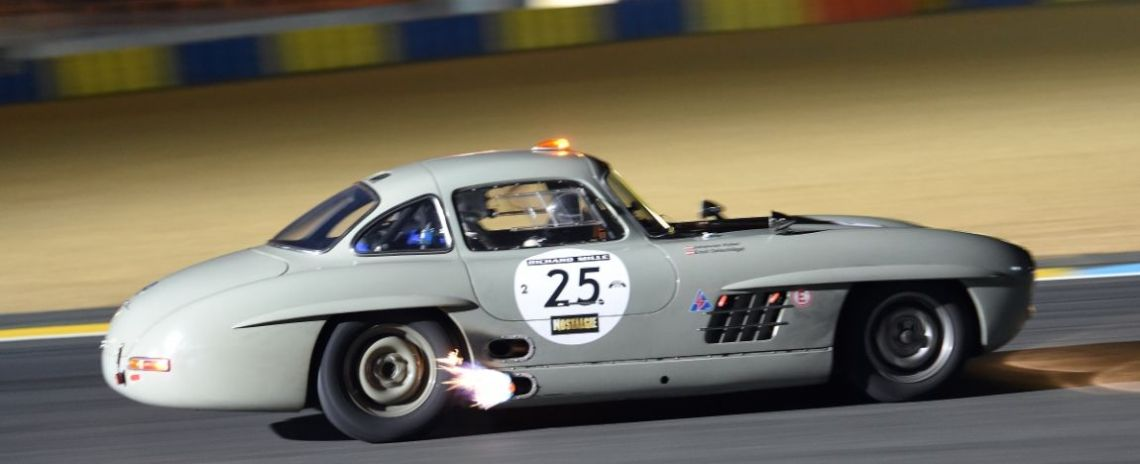 1955 Mercedes-Benz 300 SL Gullwing Coupe