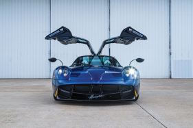 2014 Pagani Huayra (photo: Pepper Yandell)