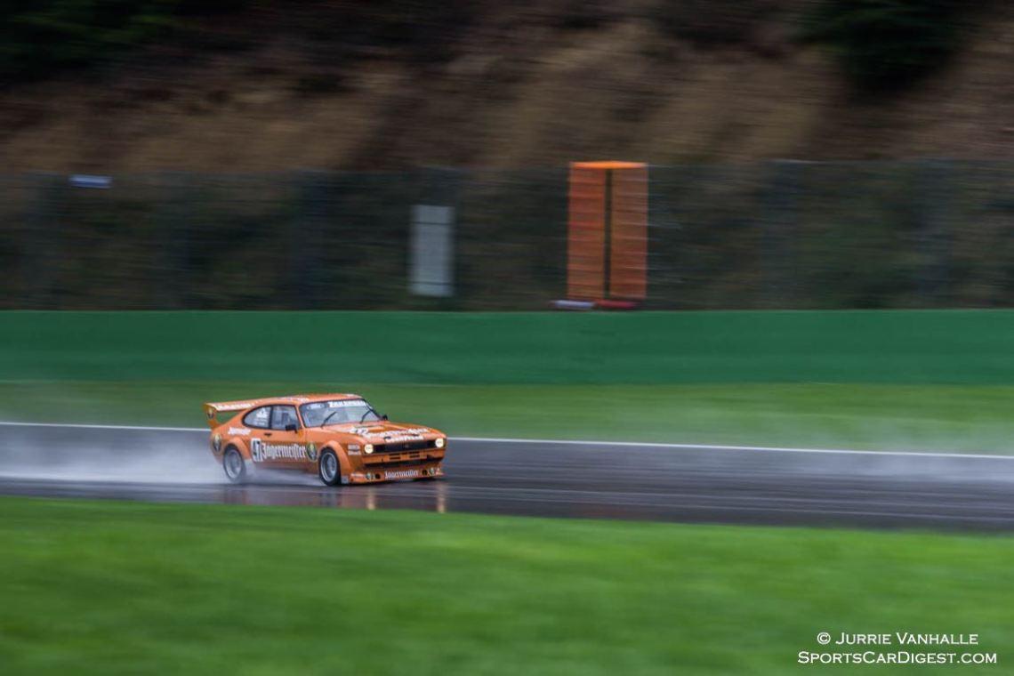 Spa Six Hours 2014 - British Sports GT Saloon Challenge
