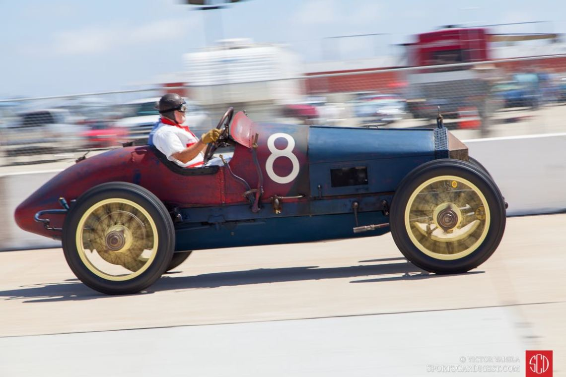 1914 Tahis Special driven by Randy Reed