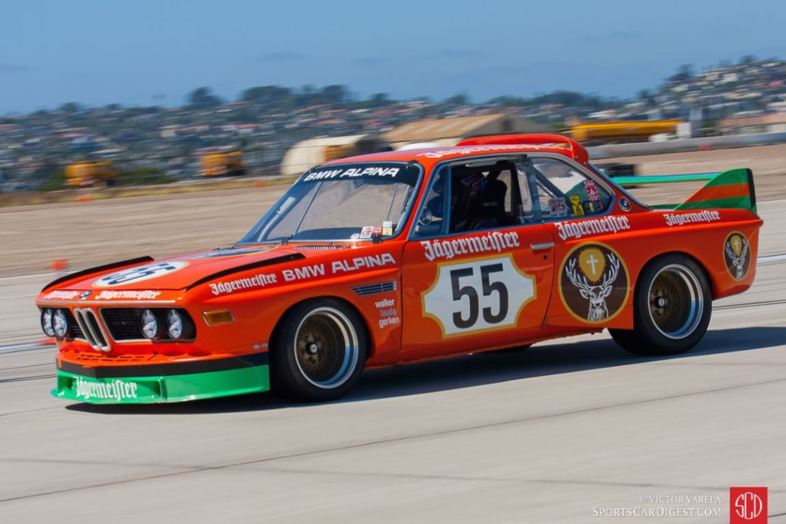Jeff Gerken 1973 BMW 3.0 CSL