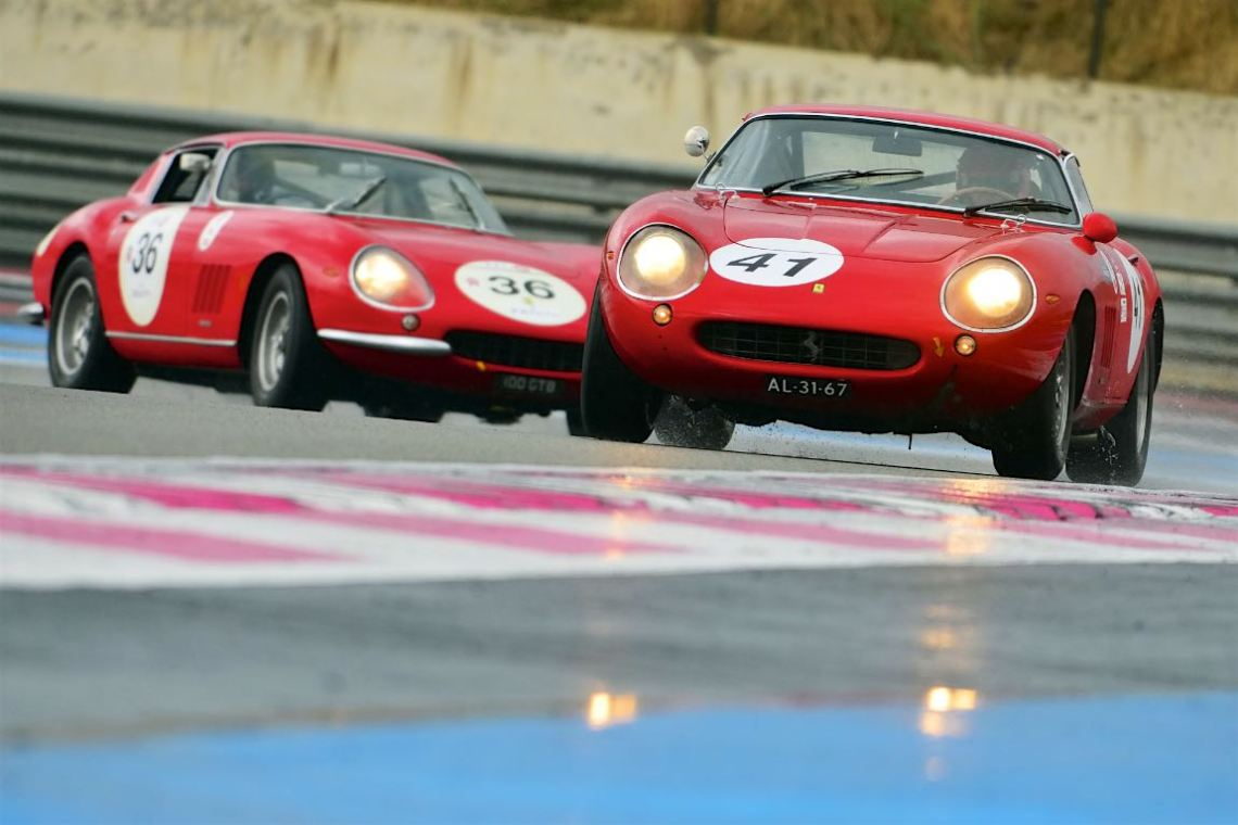 Pair of Ferrari 275 GTBs