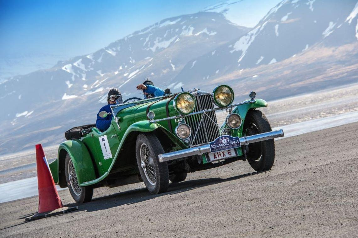 1933 Talbot 105 Vanden Plas Tourer