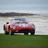 Pebble Beach Concours 2015 - Picture Gallery