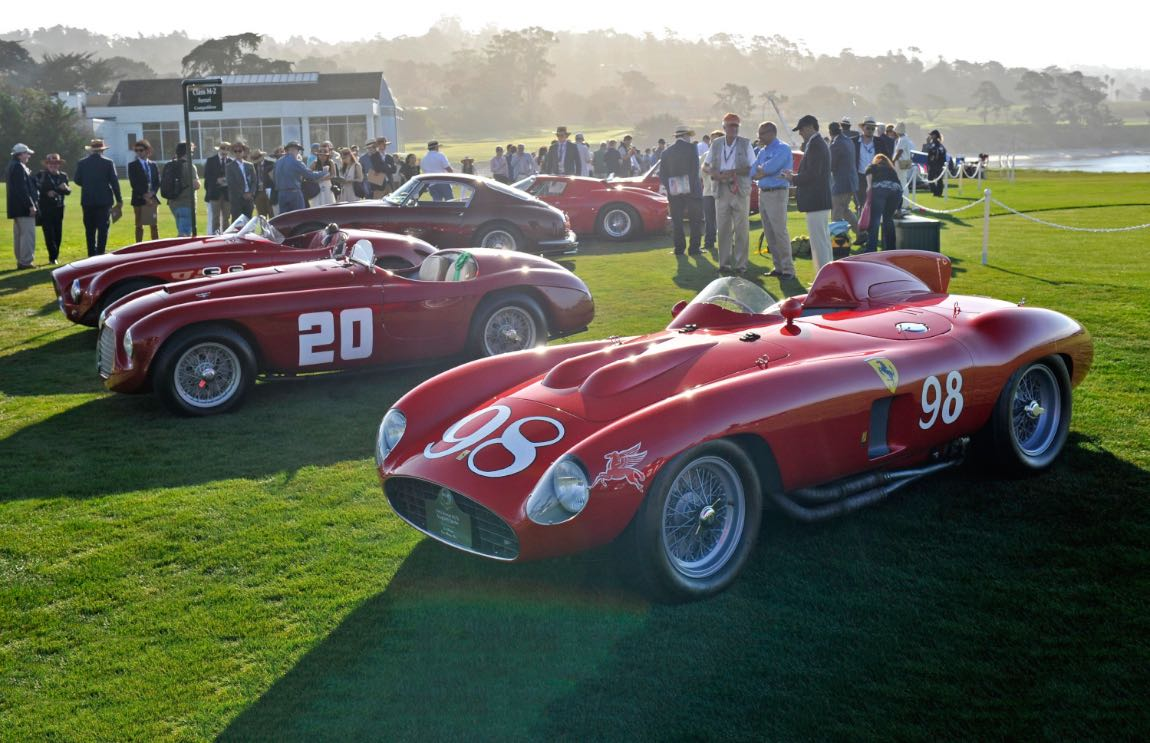 Sports Car Digest Pebble Beach