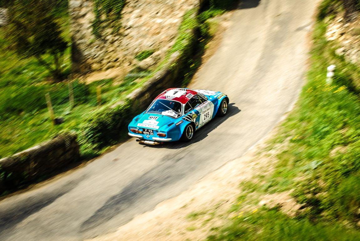 Sports Car Digest  Tour Auto Rally Bmw
