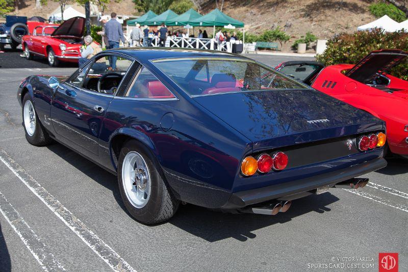 1971 Ferrari 365 GTC/4 of Massari & Andrew Mastin