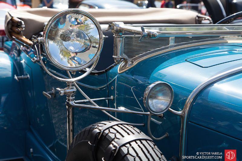 1928 LaSalle 303 Roadster of Richard Stanley