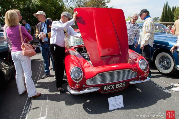 Tony & Laureen Hart's 1967 Aston Martin DB6