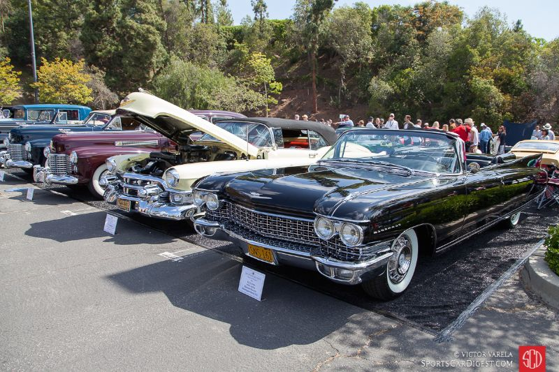 Big Cadillacs make a statement at Greystone Mansion Concours d'Elegance 2016