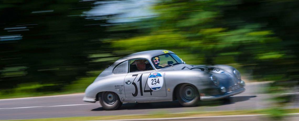 1952 Porsche 356 1500 Coupe