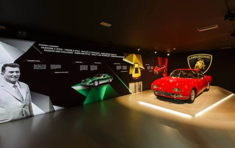 Lamborghini Museum
