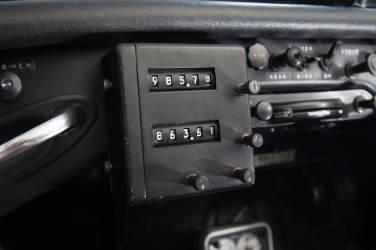 1961 Austin-Healey 3000 Mk I Works Detail