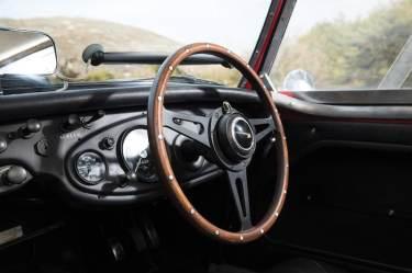 1961 Austin-Healey 3000 Mk I Works Steering Wheel