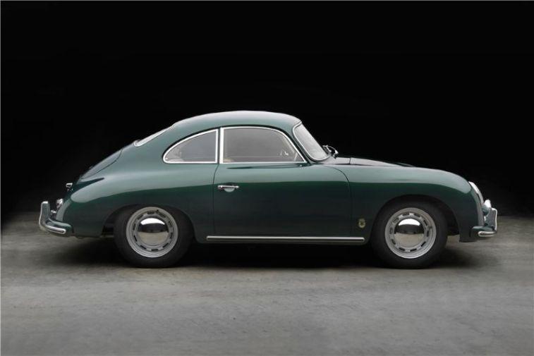 1956 Porsche 356A Coupe